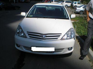 Toyota Allion 2003 отзыв автора | Дата публикации 08.01.2011.