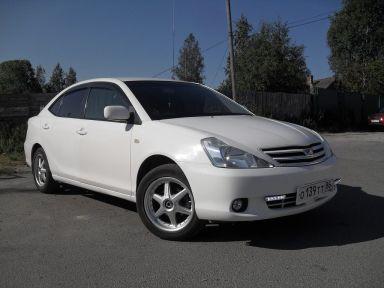 Toyota Allion 2002 отзыв автора | Дата публикации 29.07.2011.