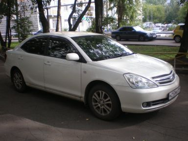 Toyota Allion 2005 отзыв автора | Дата публикации 23.08.2011.