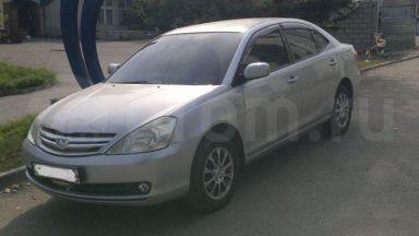 Toyota Allion 2005 отзыв автора | Дата публикации 22.09.2011.