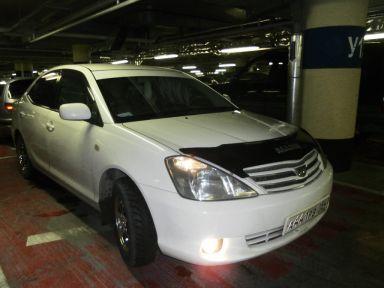 Toyota Allion 2002 отзыв автора | Дата публикации 23.01.2012.