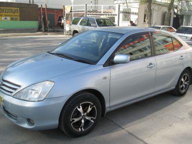 Toyota Allion 2003 отзыв автора | Дата публикации 25.05.2012.
