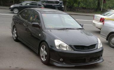 Toyota Allion 2002 отзыв автора | Дата публикации 16.08.2012.
