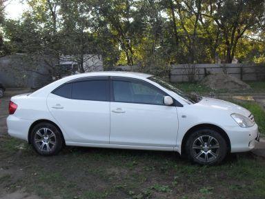 Toyota Allion 2003 отзыв автора | Дата публикации 23.09.2012.