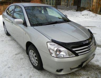 Toyota Allion 2002 отзыв автора | Дата публикации 08.04.2013.
