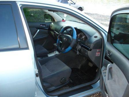 Toyota Allion 2001 - отзыв владельца