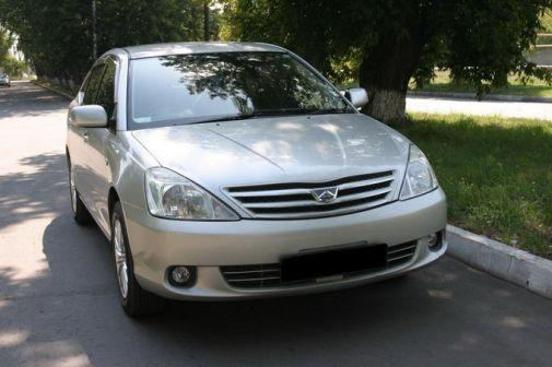 Toyota Allion 2002 - отзыв владельца