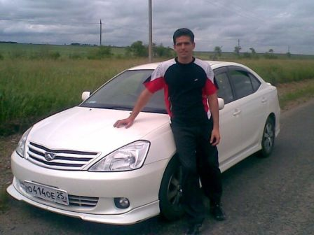 Toyota Allion  - отзыв владельца