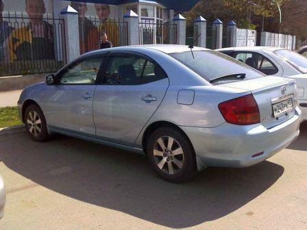Toyota Allion 2003 - отзыв владельца