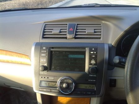 Toyota Allion 2008 - отзыв владельца