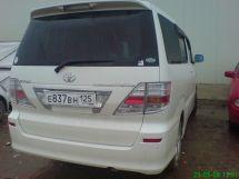 Toyota Alphard, 2003