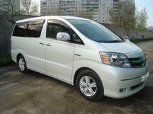 Toyota Alphard, 2008