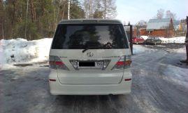 Toyota Alphard 2004 отзыв автора | Дата публикации 17.04.2013.