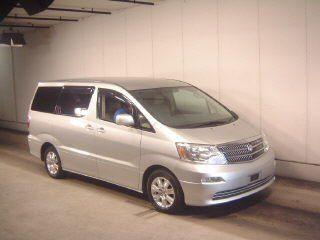 Toyota Alphard 2004 - отзыв владельца