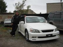 Toyota Altezza, 2003