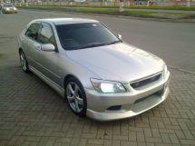 Toyota Altezza 1999 отзыв владельца | Дата публикации: 05.08.2012