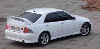 Toyota Altezza 1999 отзыв автора | Дата публикации 19.09.2006.