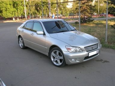 Toyota Altezza отзыв автора | Дата публикации 07.12.2006.
