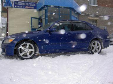 Toyota Altezza 1999 отзыв автора | Дата публикации 22.12.2006.