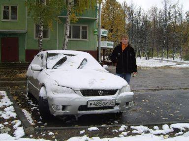 Toyota Altezza 2001 отзыв автора | Дата публикации 17.12.2007.