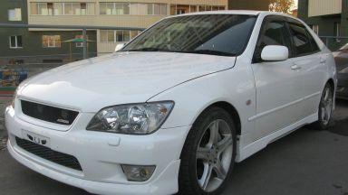 Toyota Altezza 2001 отзыв автора | Дата публикации 31.07.2010.