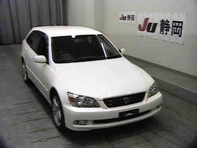 Toyota Altezza 2001 отзыв автора | Дата публикации 11.11.2010.