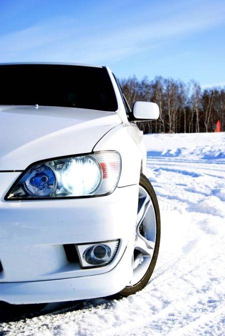 Toyota Altezza 2002 - отзыв владельца