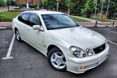 Toyota Aristo, 1999
