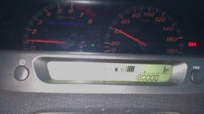 Toyota Aristo, 1994