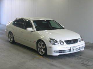 Toyota Aristo, 2002