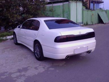 Toyota Aristo, 1991