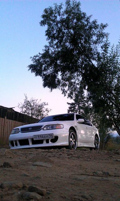 Toyota Aristo, 1993