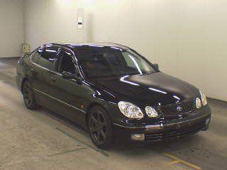 Toyota Aristo 1998 - отзыв владельца