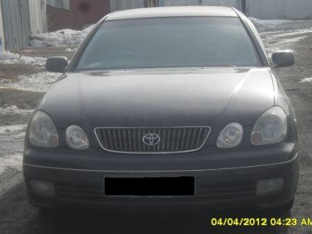 Toyota Aristo 1999 - отзыв владельца