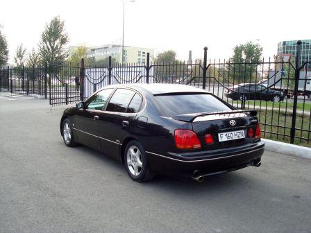 Toyota Aristo 1997 - отзыв владельца