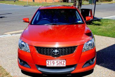 Toyota Aurion 2008 отзыв автора | Дата публикации 05.11.2012.