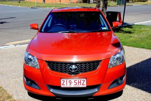 Toyota Aurion 2008 - отзыв владельца