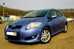 Toyota Auris, 2006
