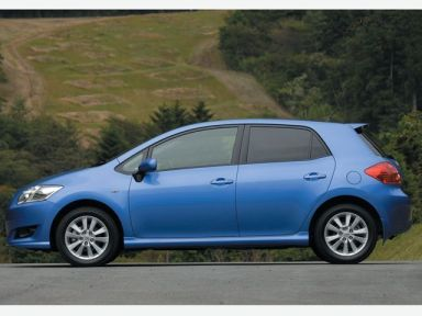 Toyota Auris 2007 отзыв автора   Дата публикации 04.04.2007.
