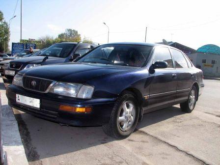 Toyota Avalon 1995 - отзыв владельца