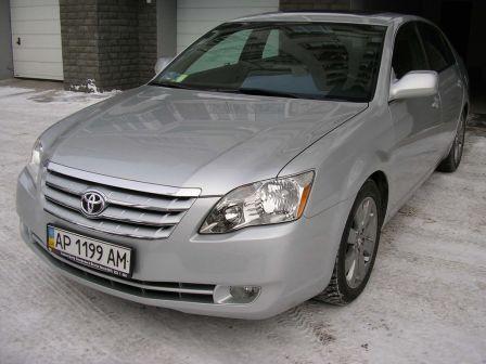 Toyota Avalon 2006 - отзыв владельца