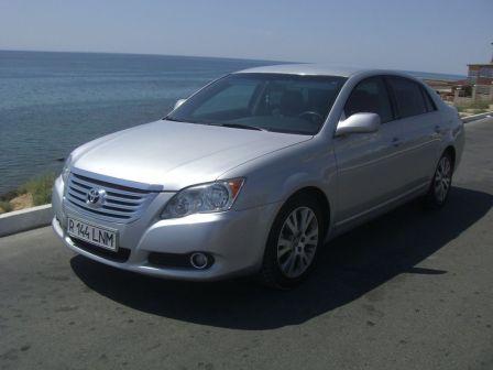 Toyota Avalon 2008 - отзыв владельца