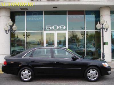 Toyota Avalon 2002 - отзыв владельца