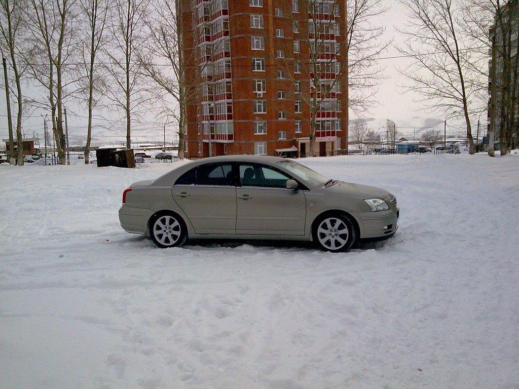 тойота авенсис какой класс автомобиля