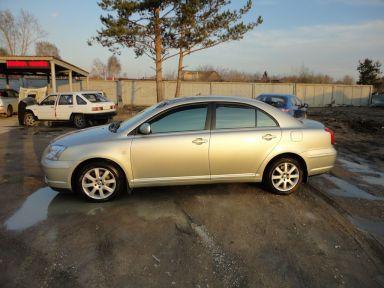 Toyota Avensis 2004 отзыв автора | Дата публикации 31.12.2010.