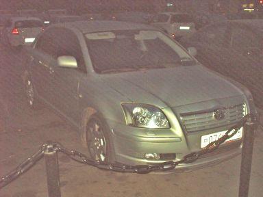 Toyota Avensis 2004 отзыв автора | Дата публикации 03.01.2011.