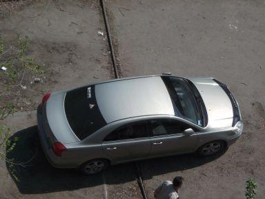 Toyota Avensis, 2003