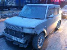 Toyota bB, 2002
