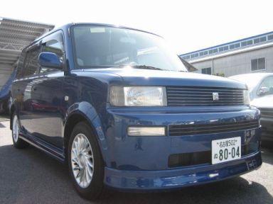 Toyota bB 2000 отзыв автора | Дата публикации 24.08.2006.