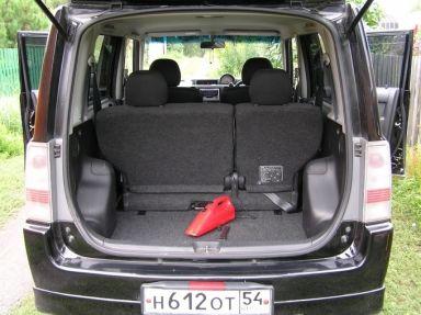 Toyota bB 2000 отзыв автора | Дата публикации 03.09.2006.